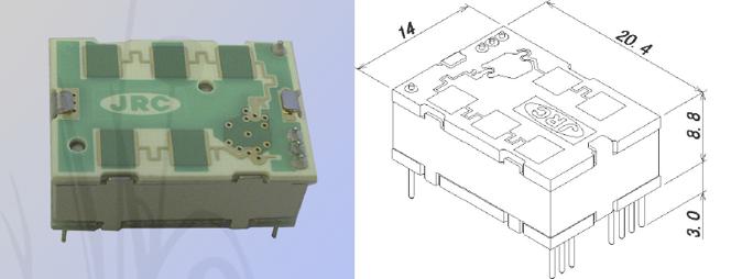 Movement detection in practice – WaveEye Doppler sensor from New